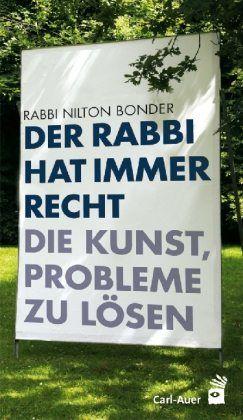 der rabbi hat immer recht xgmi75 - Der Rabbi hat immer Recht - Die Kunst, Probleme zu lösen