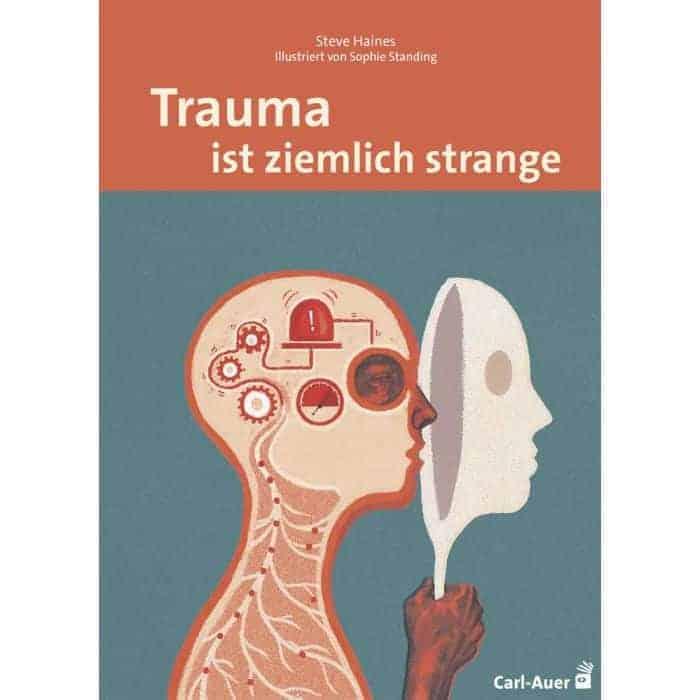 Angst Trauma Schmerz ist ziemlich strange 2 - Angst - Trauma - Schmerz ist ziemlich strange