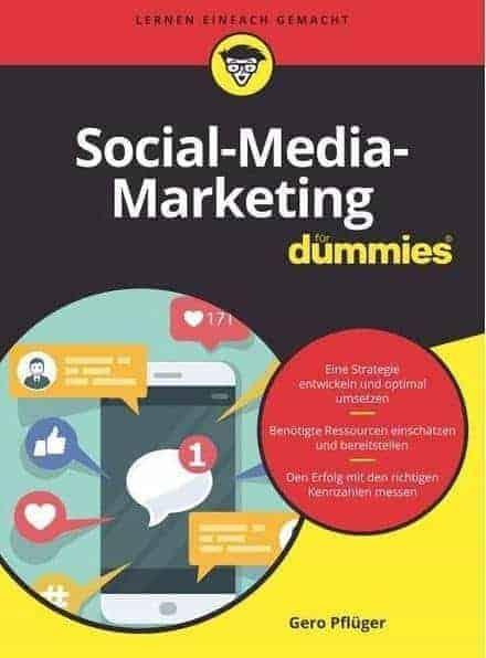 Social Media Marketing 1 - Social-Media-Marketing ist bei uns immer Content-basiert – ein Interview mit Gero Pflüger